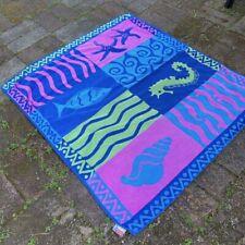 "LARGE Egyptian BEACH BLANKET Collection Beach Towel 100% Egyptian Cotton 64"""