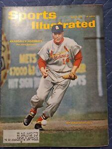 Sports Illustrated Ken Boyer St. Louis Cardinals July 30 1962