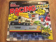 Racing Champions Car Rusty Wallace #2 team transport semi truck micro machine