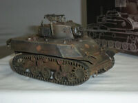 FIGARTI C3213 M3-A3 STUART BURMA WW2 TOY SOLDIER FIGURE MILITARY TANK VEHICLE