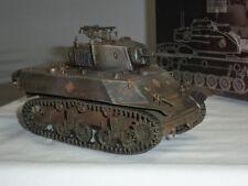 FIGARTI C3213 M3-A3 STUART BURMA WW2 TOY SOLDIER FIGURE MILITARY TANK VEHICLE