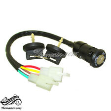 Zongshen 190cc Pit Dirt Bike Off On Light Key Switch 5 Wires in 2 Plugs