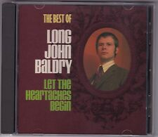 Long John Baldry - Let the Heartaches begin - The Best Of - CD 1988