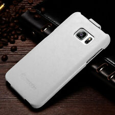 New Luxury Leather Vertical Flip Case Cover Pouch For Samsung Galaxy S7/S7 Edge