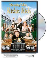 RICHIE RICH. Macauley Culkin (1994). Region free. New & sealed DVD.