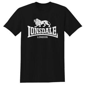 Lonsdale Classic Logo Lion T Shirt