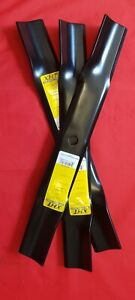 "3 x 50"" Toro TimeCutter Mower Blades 110-6837-03 112-9759 115-5059-03 Z5000"