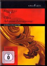 DVD CILEA: ADRIANA LECOUVREUR Mirella FRENI Peter DVORSKY GAVAZZENI LA SCALA 89