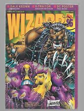 Wizard The Guide To Comics-Dec 1992-Vol 1- Number 16-The Maxx Cover Vf Condition