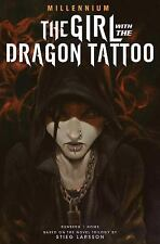 The Girl with the Dragon Tattoo - Millennium (2017, Paperback)