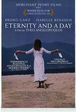 ETERNITY AND A DAY Movie POSTER 27x40 Bruno Ganz Isabelle Renauld Achileas