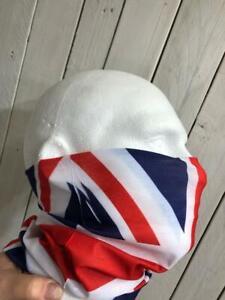 Knightsbridge Snood - New Jack - Union Jack Face Mask