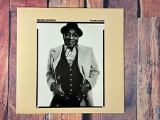 Muddy Waters HARD AGAIN LP Vinyl Record Album 1977 Blue Sky Records BLUES Stereo