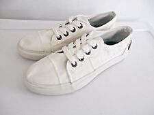 e872b9382f5 Blowfish Size 7.5 Mercado Women White Fashion Sneakers