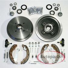 Zimmermann Bremstrommeln Backen Radzylinder Zubehör für hinten* Ford Fiesta VI