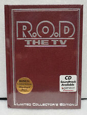 R.O.D. (Read or Die) TV (7 DVD Set) (factory sealed) Limited Edition case