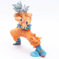 Hot Anime Dragon Ball Z Ultra Instinct Goku PVC Action Figure Figurine Toy Gift