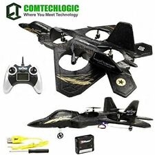 Comtechlogic®f2 Super Fighter Rc Radio Remote Control Jet Drone Quadcopter With