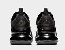 Nike Men's Air Max 270 Comfortable Athletic Shoes (all Black)