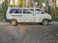 VW Transporter T4 Syncro Overland Expedition Camper Project Left Hand Drive