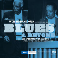CD Wdr Big Band Blues and Beyond Feat Joe Williams
