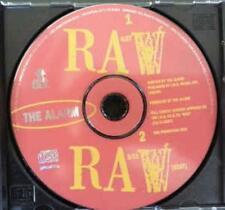 The Alarm: Raw PROMO MUSIC AUDIO CD Edit 1991 I.R.S. DPRO-67056 Alternative Rock