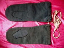 WH Wehrmacht  Polizei? LW? WW 2 WK2 ? Winter Handschuhe sehr guter Zustand