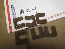 1964 1967 1970 CAMARO CHEVELLE MALIBU LOT OF 6 BODY FENDER SHIM SHIMS HARDWARE
