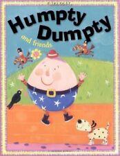 Very Good, Humpty Dumpty and Friends (Nursery Library), Belinda Gallaher, Book