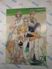 PS2 Game Vitamin Z Welcome our New Supplement Boys Clear File Folder A Japan