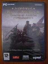 Birth of America II 2: Guerras en América [PC CD-ROM] Versión Española ¡¡NUEVO!!