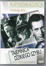 Tajemnica dzikiego szybu (DVD) 1956 Damiecki, Holoubek POLSKI POLISH