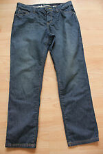 BODEN  blue denim  straight leg  jeans size 8R  NEW  button fly