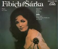 ██ OPER ║ Zdenek Fibich (*1850) ║ SARKA ║ Eva Randová ║ 3CD