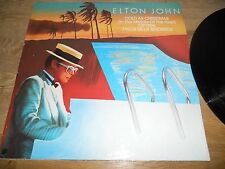 "ELTON JOHN ""COLD AS CHRISTMAS, CRYSTAL, J´VEAUX D´LA TENDRESSE"" 1983 12"" MAXI UK"