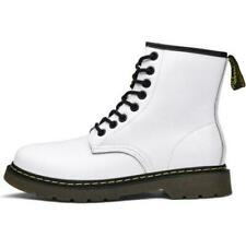 Men's Women's 8-Eye Classic Airwair 1460 Leather Ankle Boots Unisex Martin boot