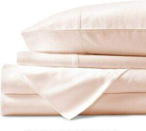 Mayfair Linen 800 Thread Count Striped Sheets for Bed -100% Egyptian Long Staple
