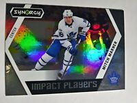 2017-18 Upper Deck Synergy Impact Players Mitch Marner #IP-3