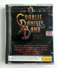 Charlie Daniels Band a Decade of Hits Minidisc Mini Disc MD RARE Disk Ship