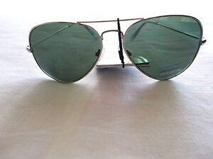 Acumed Marken- Sonnenbrille  dunkelgrüne  Gläser  NEU mit Etikett