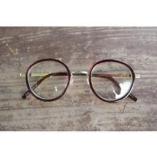 1920s Vintage Oliver Eyeglasses Retro 81R73 Brown kpop peoples frames findhoon