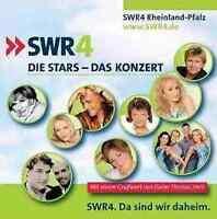 SWR4 -Die Stars das Konzert 2 CDs NEU Helene Fischer Nicole Nino De Angelo Wind