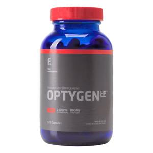 First Endurance Optygen HP Supplement Now with Ashwagandha Root, 2021 Formula