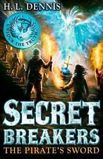Secret Breakers: 5: The Pirate's Sword, L Dennis, H, Very Good condition, Book