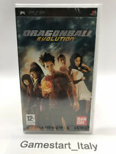 DRAGONBALL EVOLUTION - SONY PSP - VIDEOGIOCO NUOVO SIGILLATO - NEW SEALED PAL