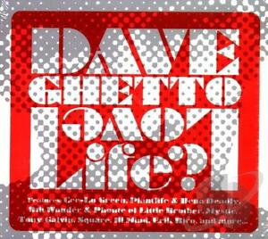 Dave Ghetto - Love Life (CD 2006) New/Sealed