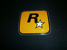 Rockstar Games - GTA V 5 Online - Aufkleber - Sticker - Logo - Decal - Gamescom