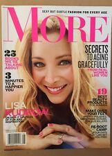More Lisa Kudrow Secrets To Aging Gracefully Beauty Jul/Aug 2014 FREE SHIPPING!