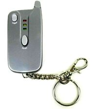 Kinetic Wifi Signal Finder Keychain with Super Blue LED Beam Model: DT-11