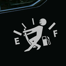 High Gas Consumption Funny Car Sticker Car Window Door Bumper Decal Accessories